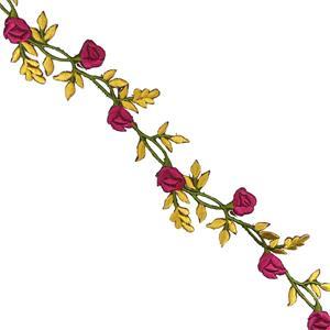 Tira flores termo grana+mosta