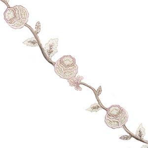 Tira flores termo maqui+oro