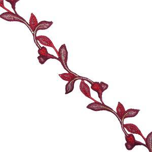 Tira flores termo hojas grana