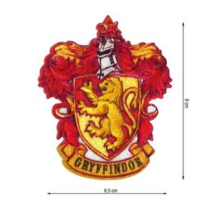 Parche termo potter gryffindor