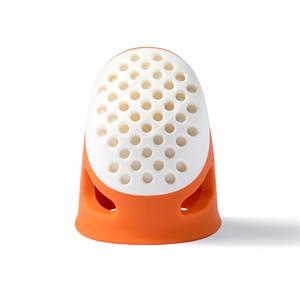 Dedal ergonomico t/s naranja