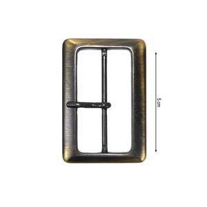 Hebilla rectang.50mm.ov.cepill