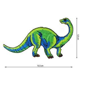 Parche termo dino diplodocus
