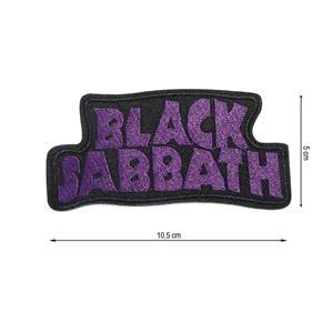 Parche termo black sabbath