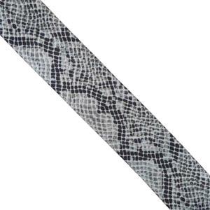 Goma dibujo serpiente 40mm.