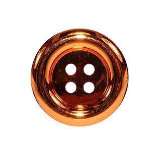 Boton payaso t/60 metal naranj