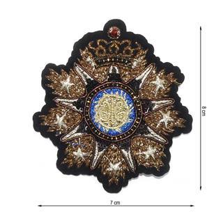 Parche termo escudo lame orovj