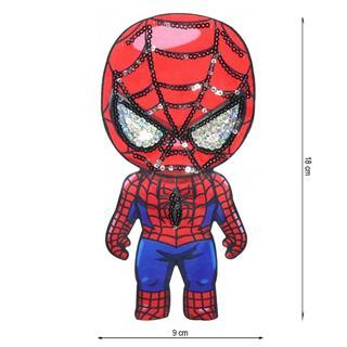 Aplicacion spiderman lentejuel
