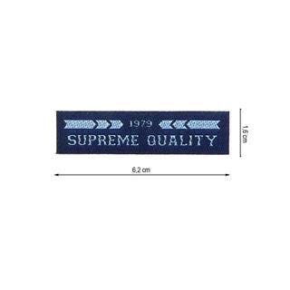 Parche tejido supreme quality