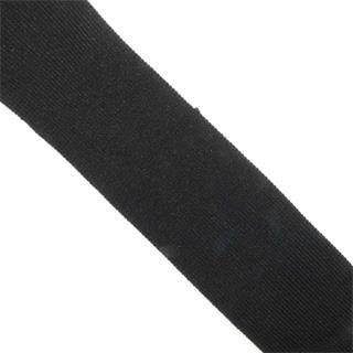Bielastico punto 6cm. negro