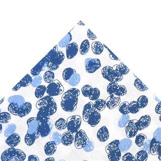 Tela popelin piedra blu 50x45