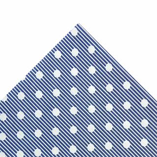 Tela popelin lunar+raya 50x45