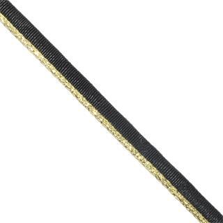 Vivo metal oro cinta negro