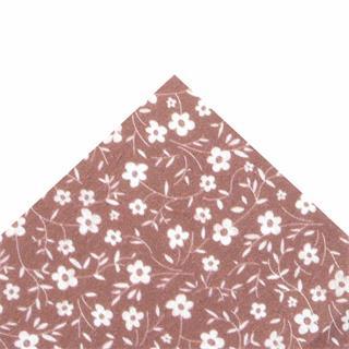 Tela popelin flores mrr.50x45
