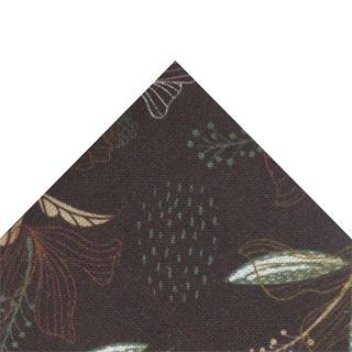 Tela popelin flor mrrn.50x45