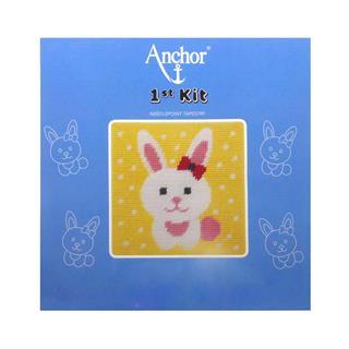 Kit medio punto 15x15 conejo