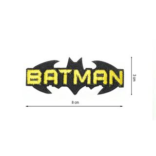Parche termo logo batman