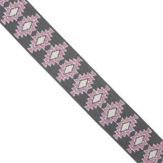 Goma elastica 35mm.azteca gris
