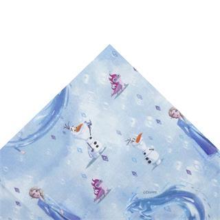 Tela popelin frozen 50x45