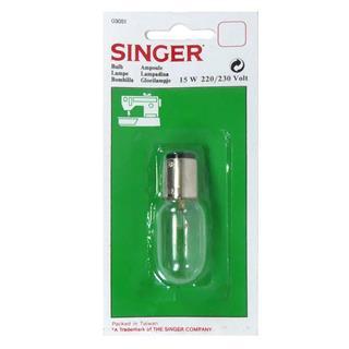 Lampara maquina singer 15w