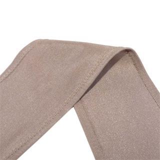 Goma lycra elastic 12cm.vison