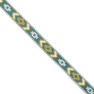 Cubrecos.azteca verde+mos.15mm
