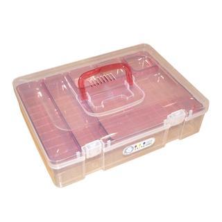Caja organiz.accesor.31x23x9cm