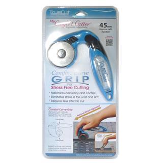 Cutter ergonomico 45mm.truecut