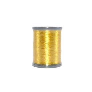 Carrete hilo metal oro 50/200m
