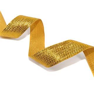 Cinta lame oro nº10