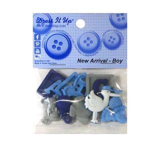 Kit botones 10uni.new arrival-
