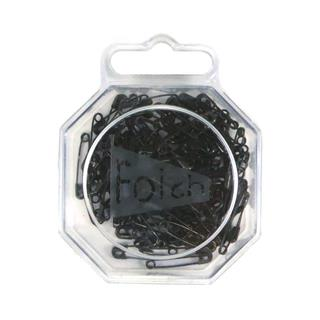Caja imperdib.23mm.negro/85uni