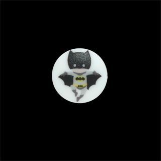 Boton infantil batman 22