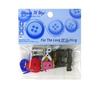 Kit botones 10uni.love costura