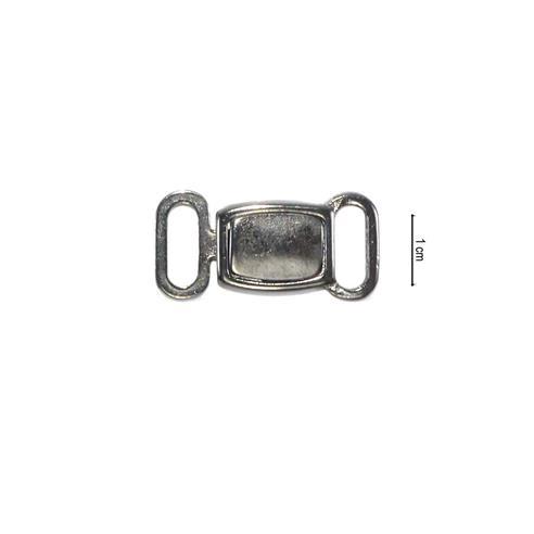 Broche bikin.metal pavona.10mm