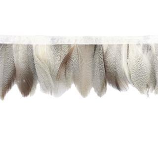 Fleco plumas naturales