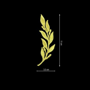 Aplicacion oro rama olivo