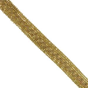 Pasaman.recta+ondul.2cm.dorado