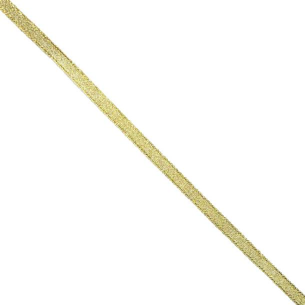 Cinta lame 3mm. oro