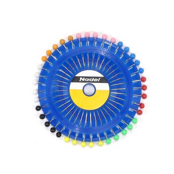 Disco 40 alfileres colores