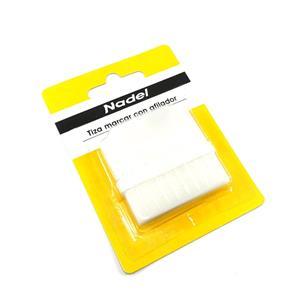 Tiza marcar con afilador blanc