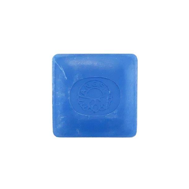 Jaboncillo cuadrado azul