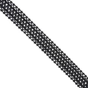 Galon xxx imipiel 24mm.negro