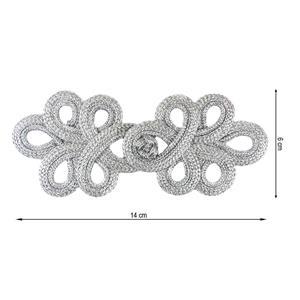 Alamar metalizado 14x5,5cm.plt