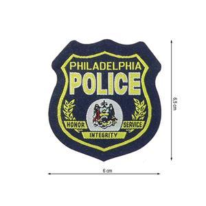 Parche termo philadelphia poli