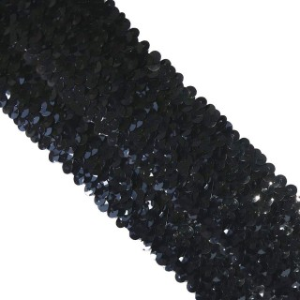 Lentejuela elasti.210 mm.negro