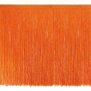 Fleco cuquillo 30 cm.naranja
