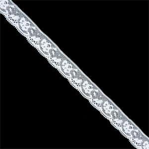 Puntilla valencie blanco