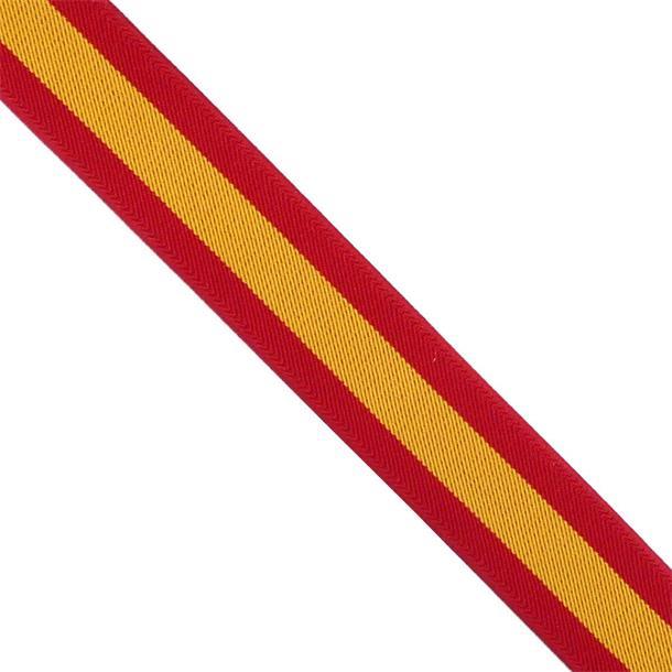 Goma bandera nacional 30 mm.