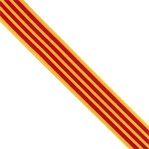 Goma bandera catal-arago.30mm.